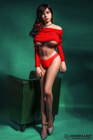 Callie sex doll:  Asian long legs full body young woman (5 Sizes)