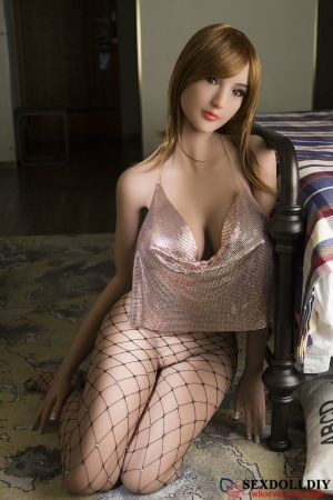 Gabrielle sex doll:161cm Asian Busty young woman wearing pajamas