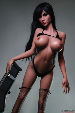 Kayla sex doll:158cm British The sex slave you want most