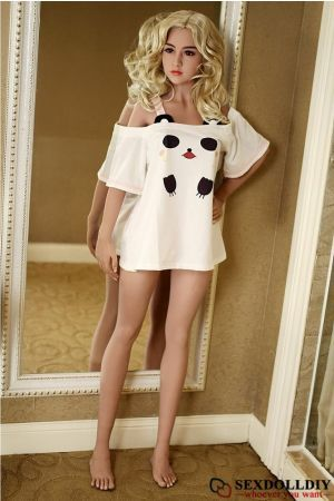 Nevaeh sex doll: British blonde cute young teen (3 Sizes)