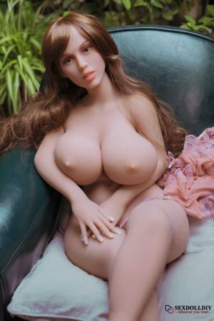 Quinn sex doll:108cm European big tits sweet wife