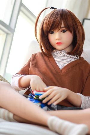 Serena sex doll:100cm Japanese Beautiful primary school students